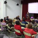Jornadas de Prevención de Violencia en el Noviazgo.